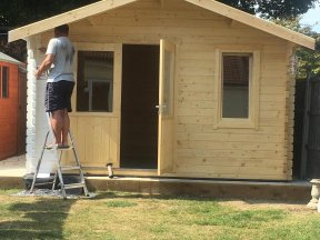 Log Cabin Undercoat