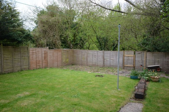 The Customers Garden Before