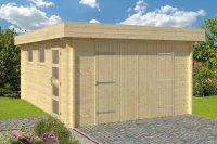 20 Dream Flat Roof Garage Designs Photo - House Plans | 45993
