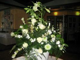 Bloemsierkunst Odink groot bloemwerk 9