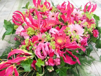 roze hart bloemwerk bloemsierkunstodink-1414