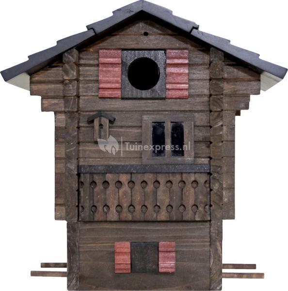 Wildlife Garden Fjallstugan vogelhuisje  Tuinexpressnl
