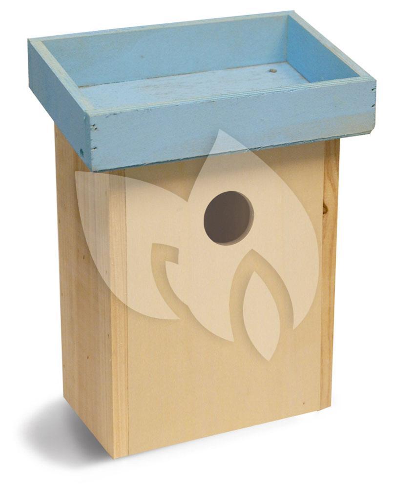 Express Vogelhuisje voor kleine vogels blauw  Tuinexpressnl