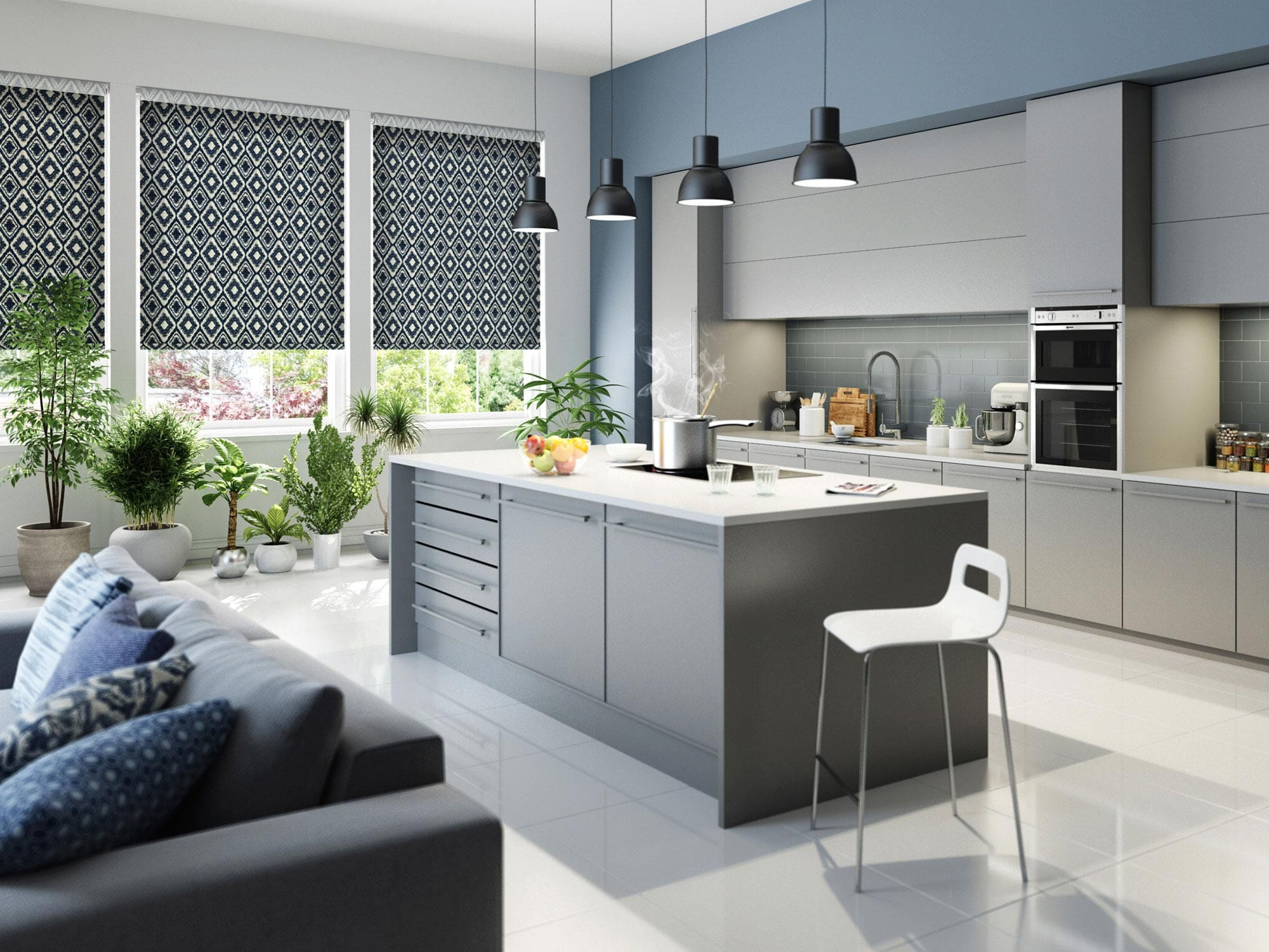kitchen blinds cost of island roller by tuiss designer featuring sheer voile dark light