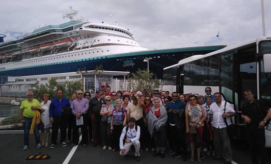 Excursiones Cruceros Sovereign Marsella