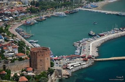 Alania port