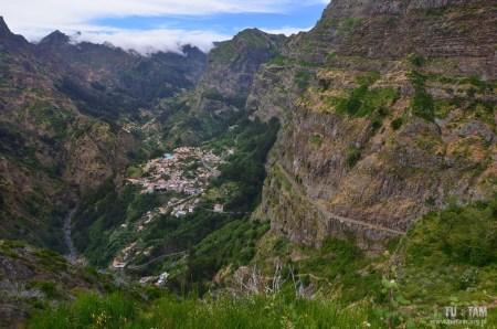 Madera, Madeira, Eira do Serrado, CAURRAL DAS FREIRAS