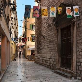 Sibenik - stare miasto