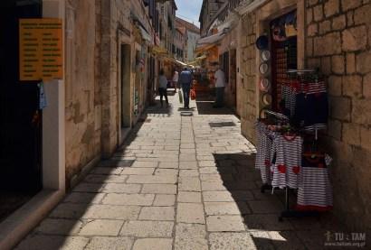 Omis - stare miasto