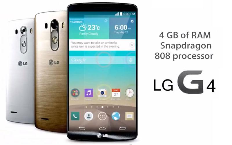 LG-G4-caractéristiques