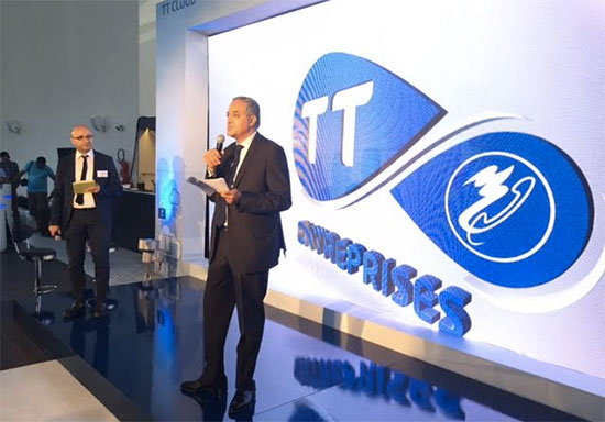 Fadhel Kraiem, DGA de Tunisie Telecom