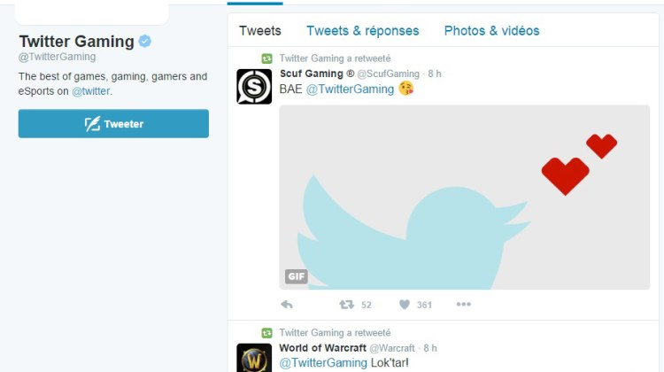 Twitter-Gaming