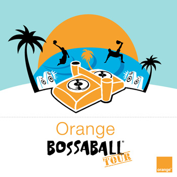 BOSABALL TUNISIA Orange