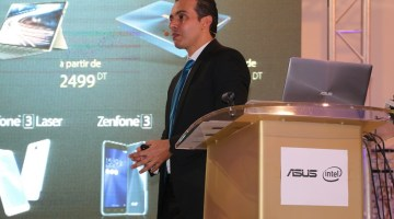 Adnene Jemilii ASUS Sales Manager Tunisia