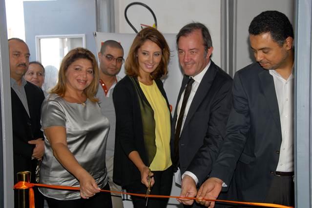 orange tunisie inaugure son troisi me orange tech club sousse au sein de l eniso. Black Bedroom Furniture Sets. Home Design Ideas