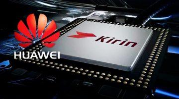 KIRIN-HUAWEI