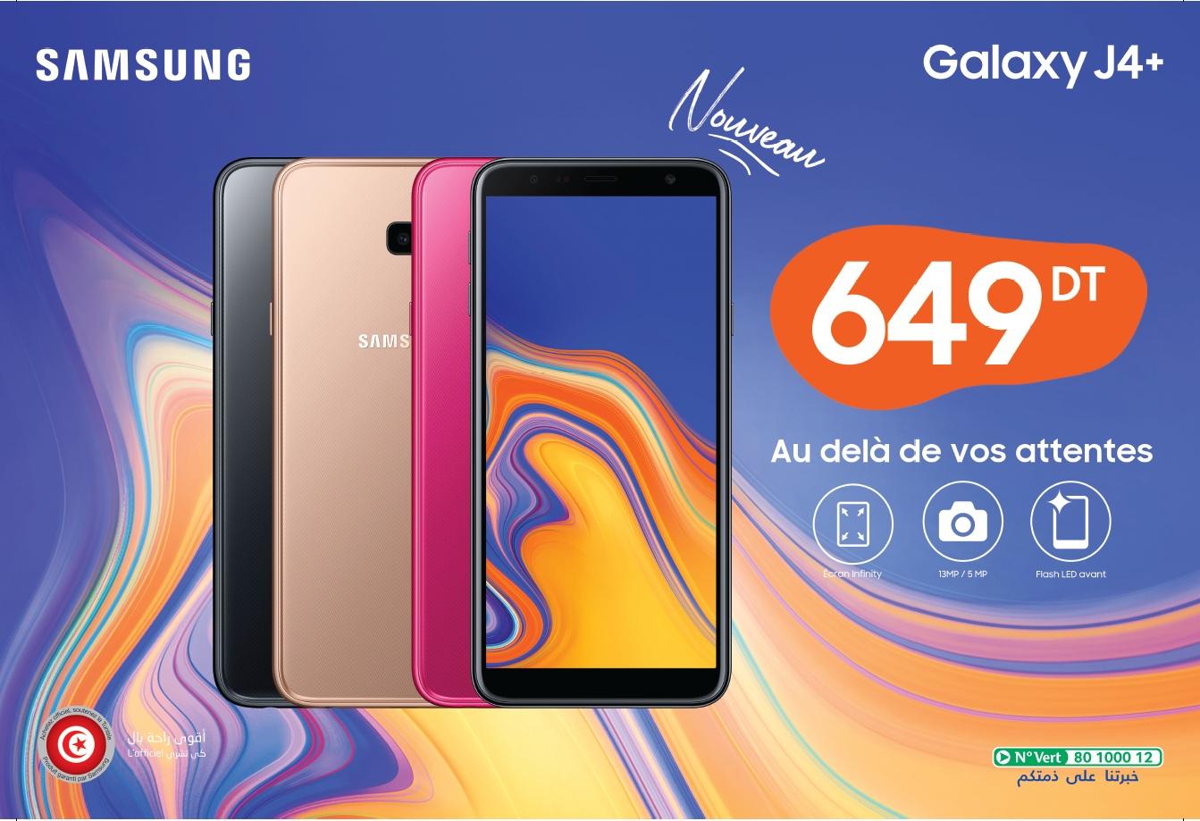 Lancement Des Samsung Galaxy J6 Et J4 En Tunisie