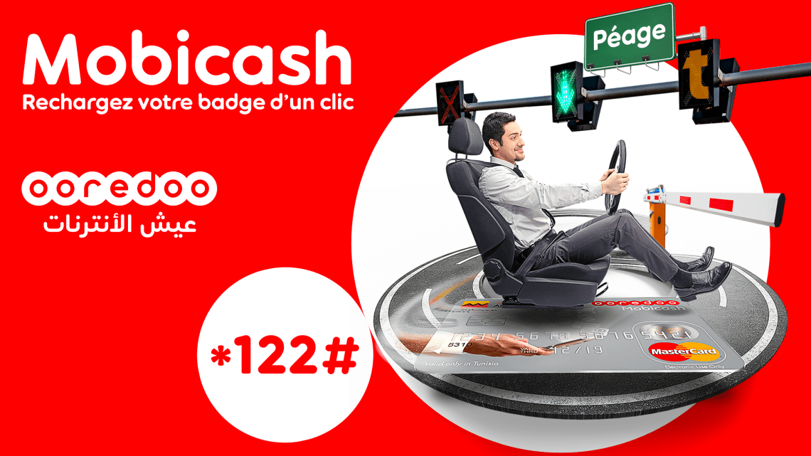 Mobicash telepeage