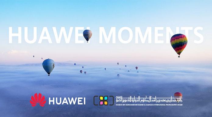 Huawei-Moments