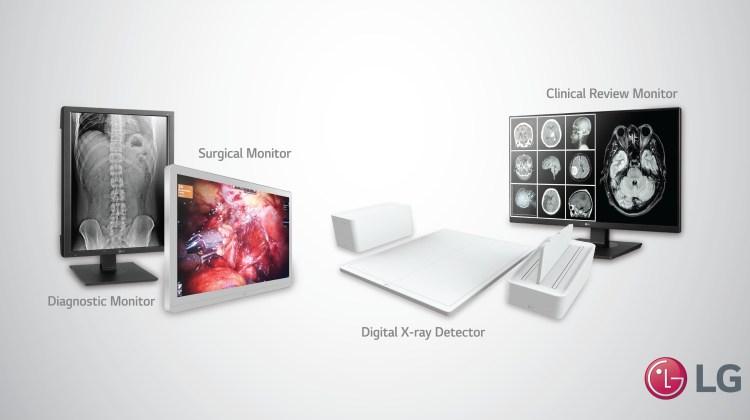 LG Medical Imaging Solutions at Arab Health 2019