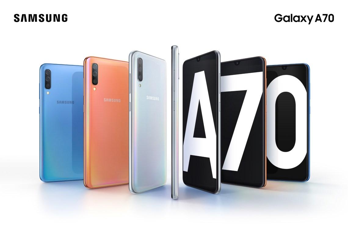 Galaxy-A70_Product-KV_combo_bluecoralwhite_2P