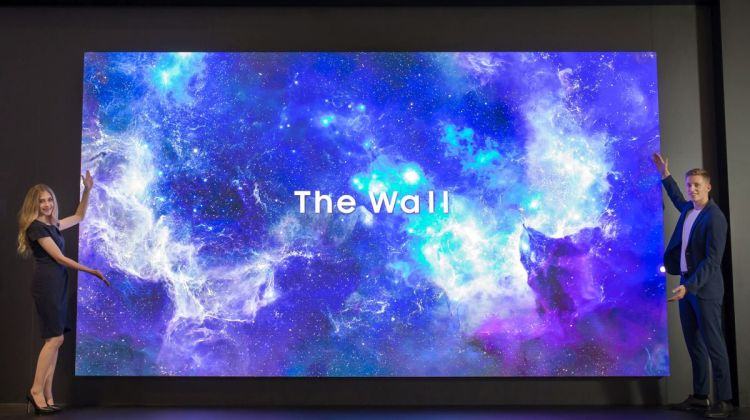 IFA 2019-The Wall (219-inch)