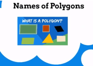 how to memorize the polygons up to 10 sides. Triangle, Quadrilateral, pentagon, hexagon, heptagon, octagon,nonagon and decagon.