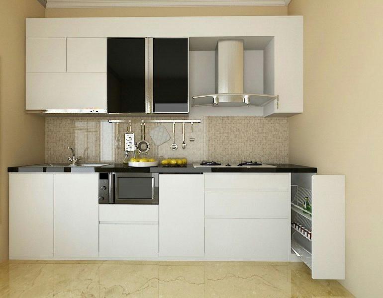 Desain Kitchen Set Murah Tangerang Selatan  Tukangkayuid