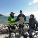 Op de fiets door Spanje