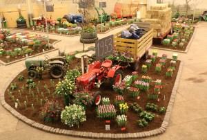 Westerkoggeflora flower show