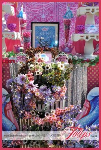 Tulips event - best disney pricess themed birthday party ...