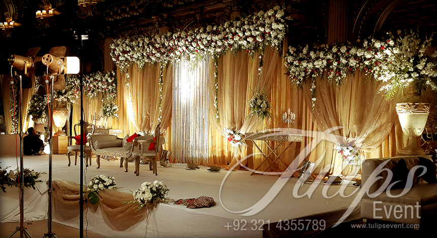 The Best Wedding Stage Decorator In Lahore Pakistan