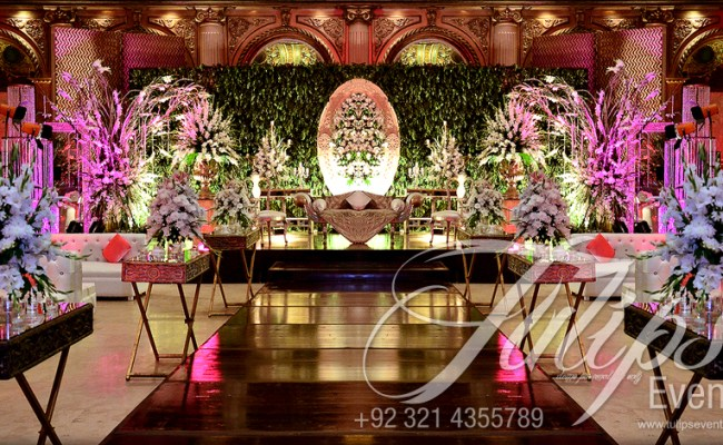 Green Walima Tulips Event Management