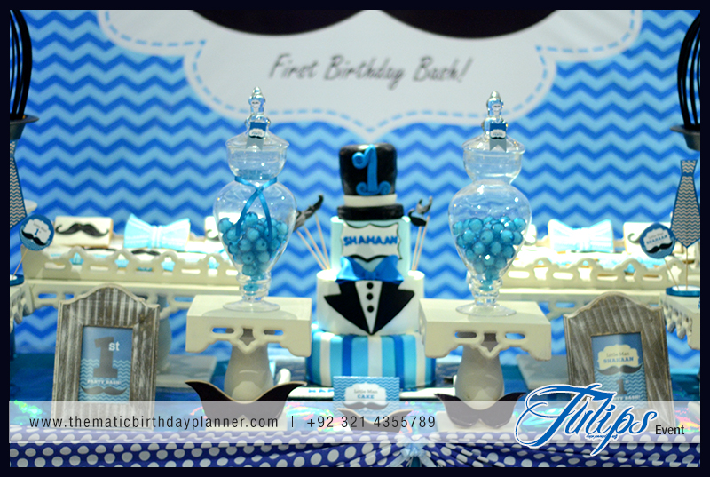 Cute Little Man Mustache Party Theme Ideas In Pakistan