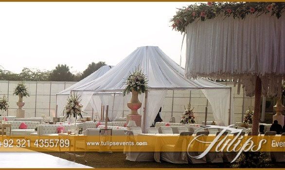 Daylight Wedding Event