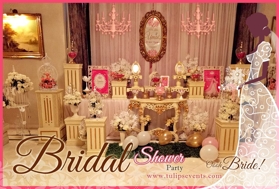 Bridal Shower Kitchen Themed Decorations