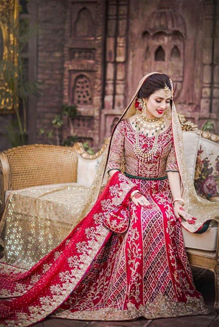 Stunning Latest Bridal Dresses 2020 Features Ayeza Khan In Pakistan,Dresses For Destination Wedding Guest