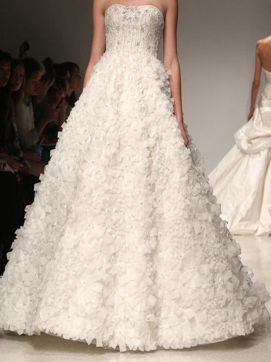Christmas Wedding Dresses  Tulle  Chantilly Wedding Blog