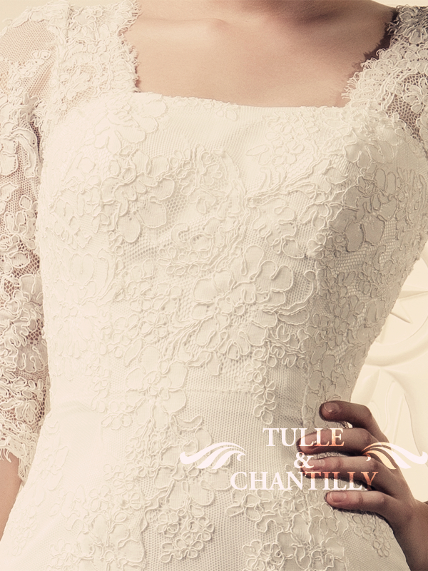 Wedding Gown Romance The Story About Enchanting Lace