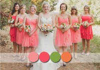 country bridesmaid dresses | Tulle & Chantilly Wedding Blog