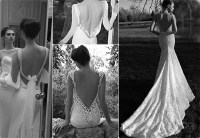 Modern Brides  Top Dramatic and Intricate Back Designs of ...