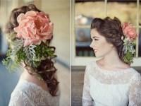 wedding hairpieces ideas | Tulle & Chantilly Wedding Blog