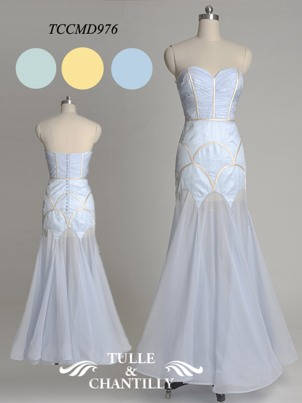 Design Your Own Dress Custom Made Bridesmaid Dresses and
