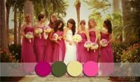 autumn wedding colors 2015 | Tulle & Chantilly Wedding Blog