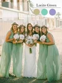 Pantone's Top 10 Fashion Colors for Spring Wedding Color ...