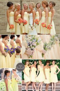 Top 10 Colors for Spring/Summer Bridesmaid Dresses 2015 ...