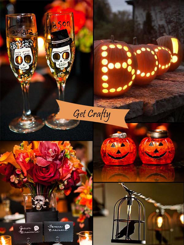 Pumpkin Wedding Themes Tulle Amp Chantilly Wedding Blog