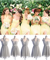 20 Mismatched Bridesmaid Dresses for Wedding 2015 | Tulle ...