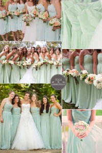 Top 10 Most Popular Colors for Bridesmaid Dresses from ...