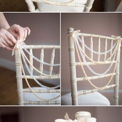 Revolving Easy Chair Slipcovers For Oversized Chairs And Ottomans 7 Charming Diy Wedding Decor Ideas We Love | Tulle & Chantilly Blog